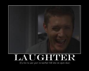 Sam Dean Winchester Funny Quotes