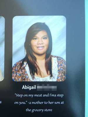 Are These Funny Yearbook Quotes Clever, Or Embarrassing?