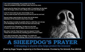Sheepdog Law Enforcement Quotes