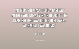 Baseball Mom Quotes Preview quote