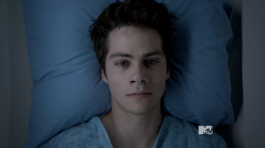 Teen Wolf Season 3 Episode 18 Riddled Stiles Before