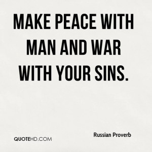 Russian Proverb Quotes