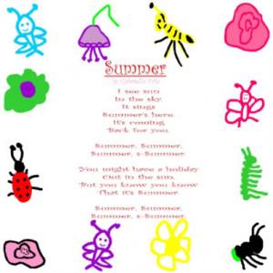 Summer Poems For Kids Kb gif summer kids poe