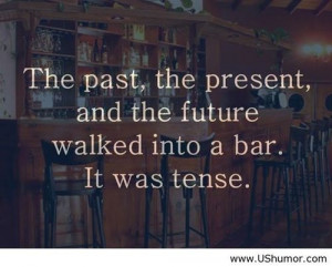 The past, the future, the present US Humor - Funny pictures, Quotes ...