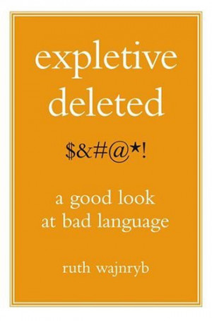 Quotes About Bad Language