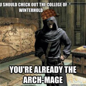 Related Pictures skyrim vampire architecture fail meme center