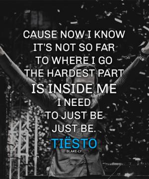 Tiesto - Just Be (Original Mix)