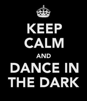 black, dark, keep calm, lady gaga, quote, text