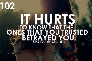 Betrayed Quotes Tumblr Betrayed quote