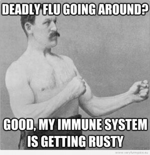 Funny Flu Quotes Weather Winter Cold