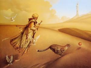parkes magic realism art vol 02 sufi master fantasy art magic realism ...