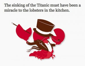 funny-Titanic-sinking-quote-lobsters