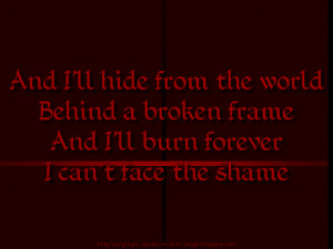 Sunburn - Muse Song Lyric Quote in Text Image