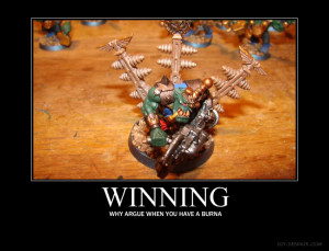 40k Motivational Posters Warhammer Funny