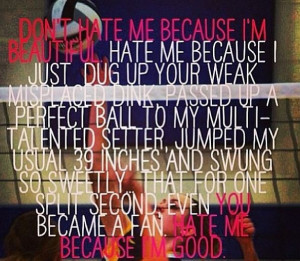 love volleyball quotes