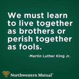 one of my favorites #quote #MartinLutherKing #inspirational
