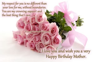happy birthday mother quotes from daughter
