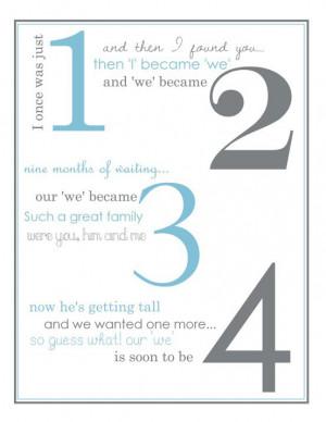 ... pregnancy poem announcement ref sr gallery 9 ga search query pregnancy