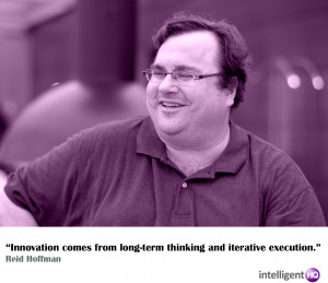 10 Quotes By Reid Hoffman, The Network Futurist
