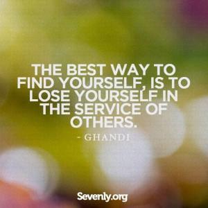 ... Quotes, Service Quotes, Quotes I Random, Inspiration Wisdom Ghandi