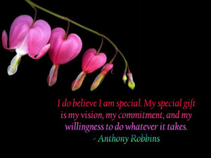 Motivational Quote Wallpaper Anthony Robbins Quote