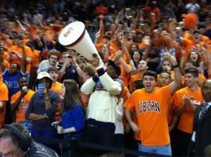 Mr. Cam Newton cheering on our men's basketball team!! Basketball Team ...