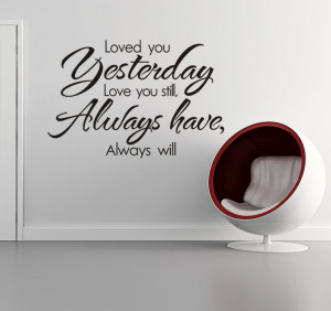 love-you-yesterday-tomorrow-and-forever-a-sweet-quote-popular-quotes ...