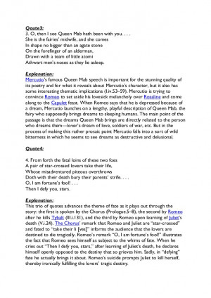 shakespeare romeo and juliet love essay writing