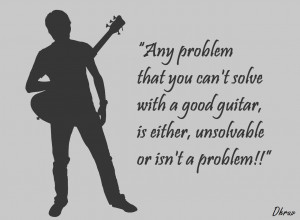 Guitar Love Quotes Quotes about guitar