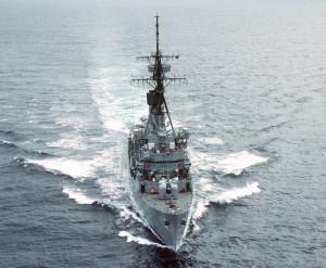 USS Buchanan DDG-14