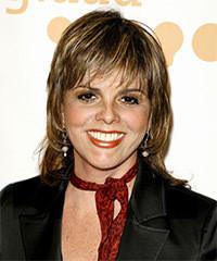Jane Velez Mitchell Hairstyles