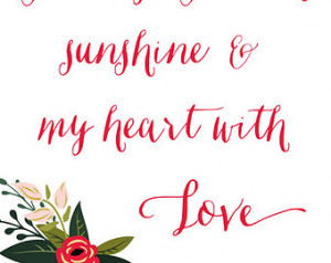 ... heart with Love, Grandkids quote, Deep Love quote, Granchildren quote
