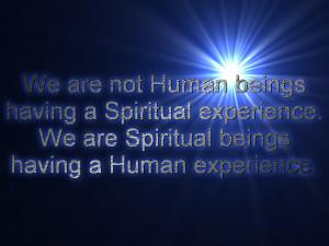 Christian Quote: Experience Papel de Parede Imagem
