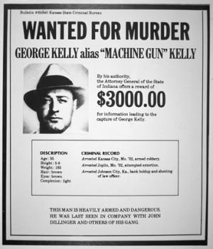 george machine gun quotes