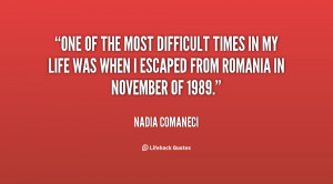 Life Quotes in Difficult Time