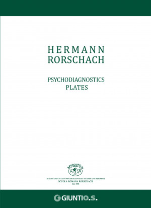 Hermann Rorschach Psychodiagnostic Plates