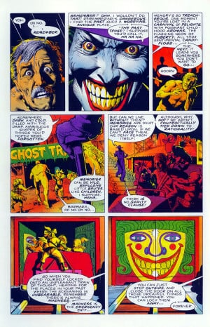 From: The Batman - The Killing Joke