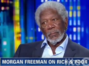 says race is an excuse for income inequality morgan freeman says race ...