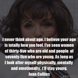 15 Inspiring Celebrity Quotes On Getting Older, Wiser, and Aging Well