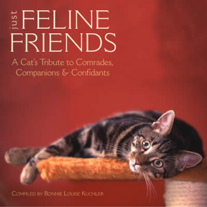In this tribute to the friendship of cats, full-color photographs are ...
