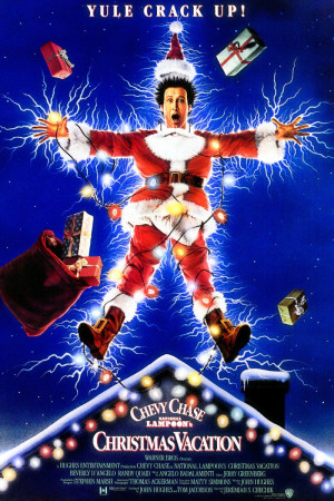 Top-15 Christmas film posters