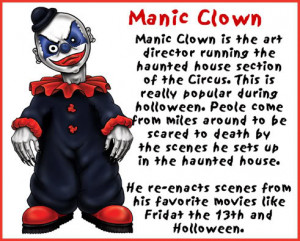 Bio Manic of the Homie Clowns Image