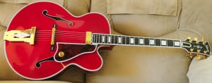 Re: Red guitars from Gibson's new golden age: