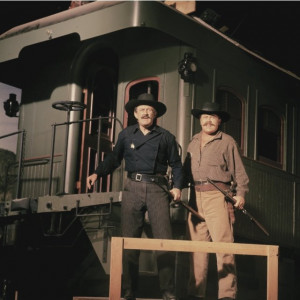 Still of Lee J. Cobb in How the West Was Won (1962)