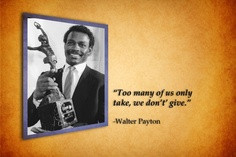 walter payton quote more famous quotes walter payton quotes ...
