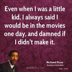 Richard Pryor Movies Quotes