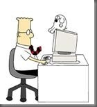 Real-life Dilbert manager quotes