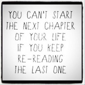 Start A New Chapter In Your Life