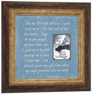 Quotes on godparents.