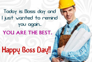 the best and special boss day pictures about boss day